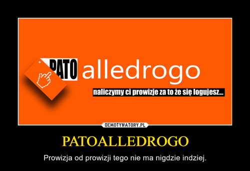 PATOALLEDROGO