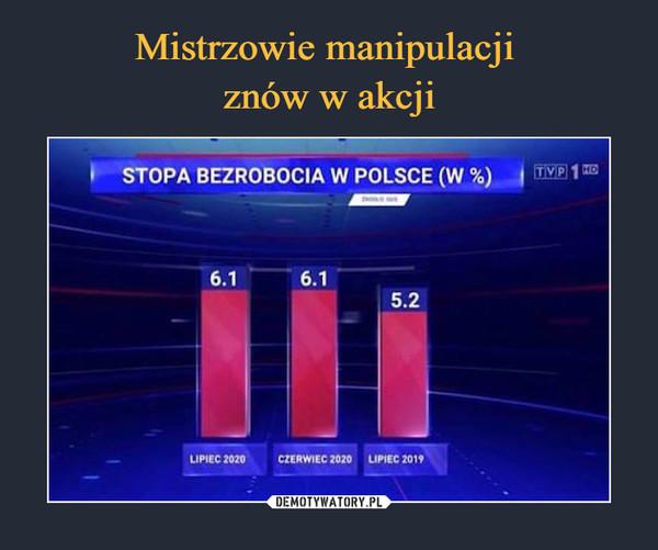 –  STOPA BEZROBOCIA W POLSCE (W %)