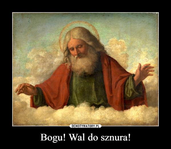 Bogu! Wal do sznura! –